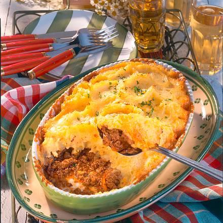 Würzige Cottage-Pie Rezept