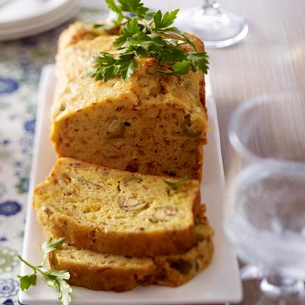 Würziger Thunfisch Kastenkuchen Rezept