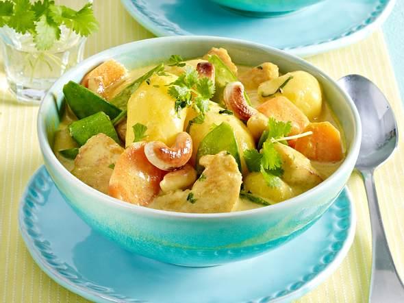 Würziges Kartoffel-Curry Rezept