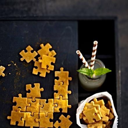 Würziges Nacho-Puzzle Rezept