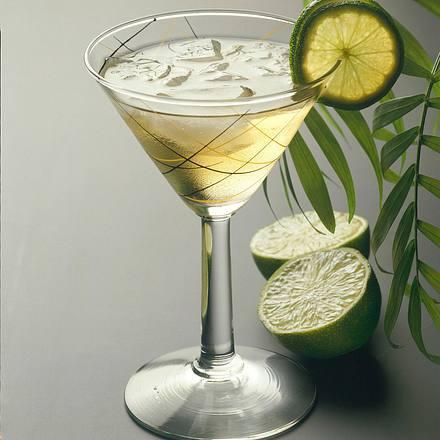 Yellow-Wermut-Drink Rezept