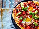 Yippie-Ya-Yeah-Pizza Rezept