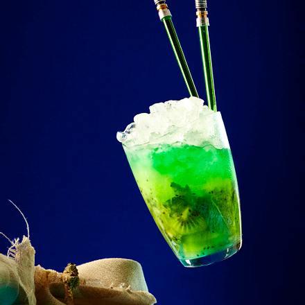 Yoda-Soda mit Jedi-Gin Rezept