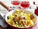 Zackige Zucchini-Nudeln Rezept