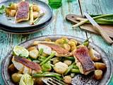 Zanderfilet mit Topinamburgemüse Rezept