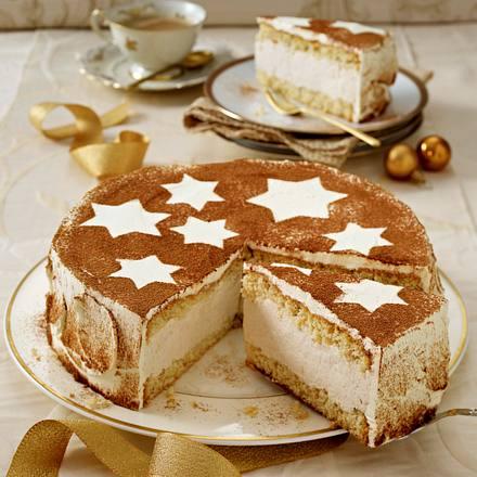 Zimt Mascarpone Torte Rezept Lecker