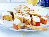 Zimtkuchen mit Traubensirup Rezept