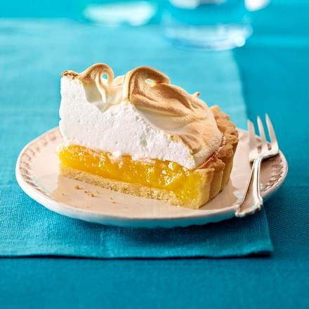 Zitronen-Baiser-Torte Rezept