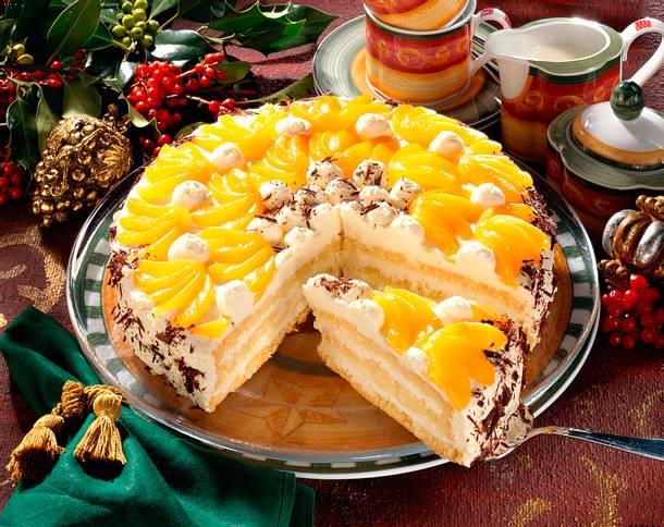 Zitronen-Grappa-Torte Rezept