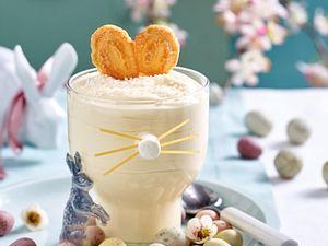 Zitronen-Häschen-Creme Rezept