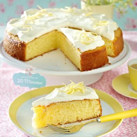 Zitronen-Kuchen Rezept