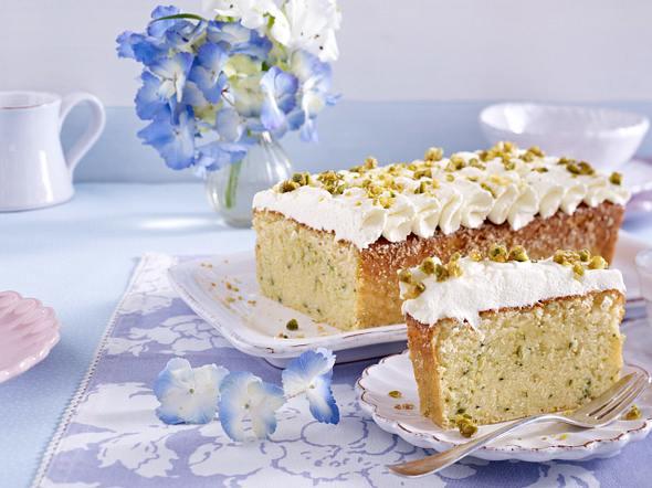 Zitronen-Zucchini-Kuchen Rezept