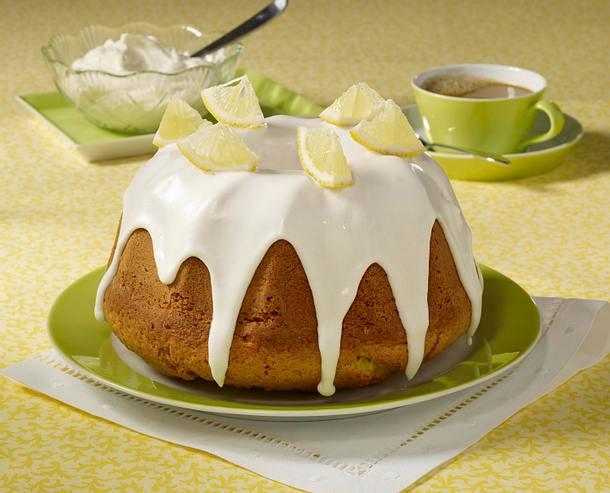 Zitronennapfkuchen Rezept