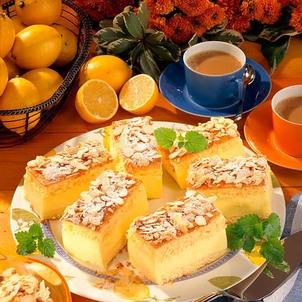 Zitronenschnitten Rezept