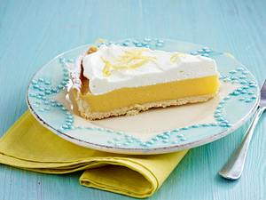 Zitronentorte - Torta al Limone Rezept