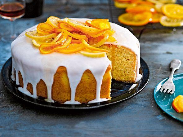 Zitrus-Buttermilchkuchen Rezept