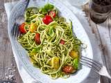 Zoodles (Zucchini-Nudeln) Rezept