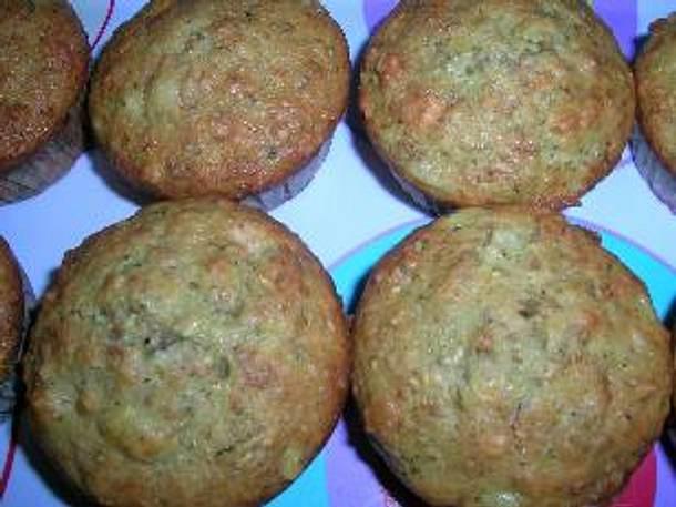 Zucchini-Ananas-Muffins Rezept