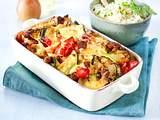 Zucchini-Gyros-Auflauf Rezept