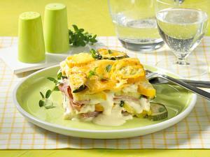 Zucchini-Lasagne Rezept