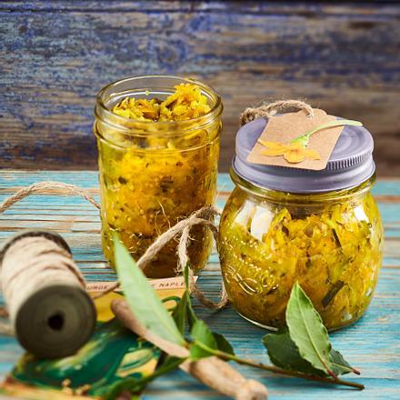 Zucchini-Relish Rezept