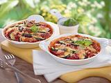 Zucchini-Tomaten-Käse-Gratin Rezept