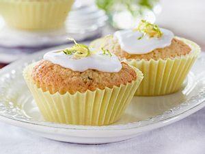 Zucchini-Zitronen-Muffins Rezept