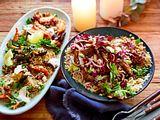 Zweierlei Couscous-Salat Rezept