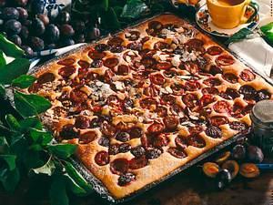 Zwetschen-Marzipan-Kuchen Rezept